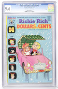 Bronze Age (1970-1979):Humor, Richie Rich Dollars and Cents #64 File Copy (Harvey, 1974) CGC NM+9.6 Off-white to white pages....