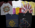 Music Memorabilia:Memorabilia, Crosby, Stills & Nash Tour T-Shirts from Graham Nash'sCollection.... (Total: 10 Items)