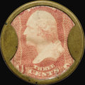 Encased Postage: , HB-190 EP-53 3¢ North America Life Insurance Company About New. ...