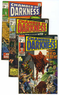 Bronze Age (1970-1979):Horror, Chamber of Darkness/Monsters on the Prowl Group (Marvel,1969-74).... (Total: 31 Comic Books)