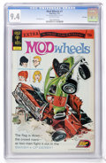 Bronze Age (1970-1979):Miscellaneous, Mod Wheels #7 File Copy (Gold Key, 1972) CGC NM 9.4 Off-whitepages....