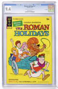 Bronze Age (1970-1979):Cartoon Character, The Roman Holidays #1 File Copy (Gold Key, 1973) CGC NM 9.4 Off-white to white pages....