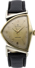Timepieces:Wristwatch, Hamilton Rare Men's Automatic Pacer Wristwatch, circa 1960. ...
