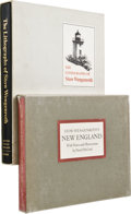 Books:First Editions, Pair of Volumes Featuring the Lithographs of Stow Wengenroth...(Total: 2 Items)