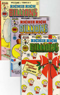 Bronze Age (1970-1979):Cartoon Character, Richie Rich Billions #8-20 File Copy Group (Harvey, 1975-78)Condition: Average NM-.... (Total: 13 Comic Books)