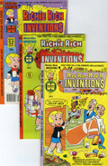 Bronze Age (1970-1979):Cartoon Character, Richie Rich Inventions #1-26 File Copy Group (Harvey, 1977-82) Condition: Average NM-.... (Total: 26 Comic Books)