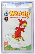 Silver Age (1956-1969):Humor, Wendy, the Good Little Witch #39 File Copy (Harvey, 1966) CGC NM+ 9.6 Off-white to white pages....