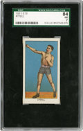"Boxing Cards:General, 1911 E78 ""Anonymous"" Abe Attell SGC 84 NM 7...."