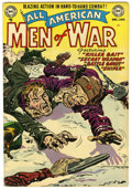 Golden Age (1938-1955):War, All-American Men of War #2 (DC, 1952) Condition: VG/FN....