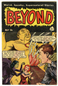 Golden Age (1938-1955):Horror, The Beyond #11 (Ace, 1952) Condition: FN....