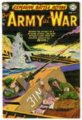 Golden Age (1938-1955):War, Our Army at War #6 (DC, 1953) Condition: FN....