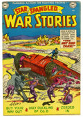 Golden Age (1938-1955):War, Star Spangled War Stories #4 (DC, 1952) Condition: VG/FN....