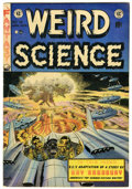 Golden Age (1938-1955):Horror, Weird Science #18 (EC, 1953) Condition: FN....