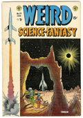 Golden Age (1938-1955):Science Fiction, Weird Science-Fantasy #24 (EC, 1954) Condition: VG+....