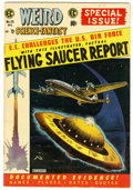Golden Age (1938-1955):Science Fiction, Weird Science-Fantasy #26 (EC, 1954) Condition: FN....