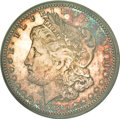 Patterns, 1879 50C Morgan Half Dollar, Judd-1601, Pollock-1796, High R.6, PR64 PCGS....