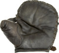 Baseball Collectibles:Others, Circa 1930s Wright & Ditson Victor Model First Baseman's Mitt....