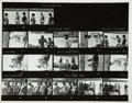 Movie/TV Memorabilia:Photos, Elvis Presley Blue Hawaii Large Contact Sheets.... (Total:29 Items)