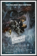 """Movie Posters:Science Fiction, The Empire Strikes Back (20th Century Fox, 1980). One Sheet (27"""" X 41"""") Style A. Science Fiction...."""