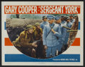 """Movie Posters:War, Sergeant York (Warner Brothers, 1941). Lobby Cards (2) (11"""" X 14"""").War.... (Total: 2 Items)"""