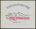 "Movie Posters:Documentary, The Love Goddesses (Walter Reade-Sterling, 1965). Half Sheet (22"" X 28""). Documentary...."