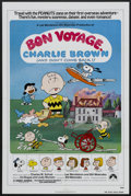 "Movie Posters:Animated, Bon Voyage, Charlie Brown (Paramount, 1980). One Sheet (27"" X 41"").Animated...."
