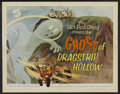 """Movie Posters:Cult Classic, Ghost of Dragstrip Hollow (American International, 1959). HalfSheet (22"""" X 28""""). Cult Classic...."""