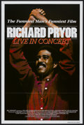 """Movie Posters:Documentary, Richard Pryor: Live in Concert (Warner Brothers, 1979). One Sheet (27"""" X 41""""). Comedy...."""