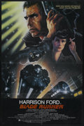 "Movie Posters:Science Fiction, Blade Runner (Warner Brothers, 1982). One Sheet (27"" X 41""), JumboLobby Cards (4) (16"" X 20"") and Title Lobby Card and Lobb...(Total: 11 Items)"