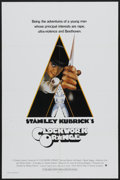 "Movie Posters:Science Fiction, A Clockwork Orange (Warner Brothers, 1971). International One Sheet(27"" X 41""). Science Fiction...."