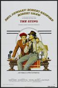"Movie Posters:Crime, The Sting (Universal, 1974). One Sheet (27"" X 41"") Flat-Folded.Crime...."