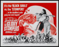 "Movie Posters:Exploitation, The Glory Stompers (American International, 1967). Half Sheet (22""X 28""). Exploitation.. ..."