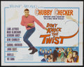 """Movie Posters:Rock and Roll, Don't Knock the Twist (Columbia, 1962). Half Sheet (22"""" X 28"""").Rock and Roll...."""