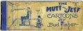 Platinum Age (1897-1937):Miscellaneous, Mutt and Jeff Book 2 (Ball Publications, 1911) Condition: VG....