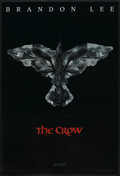 "Movie Posters:Action, The Crow (Miramax, 1994). One Sheet (27"" X 40"") SS Advance. Action...."