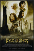 "Movie Posters:Fantasy, The Lord of the Rings: The Two Towers (New Line, 2002). One Sheet (27"" X 40"") SS. Fantasy...."