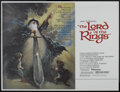 "Movie Posters:Animated, The Lord of the Rings (United Artists, 1978). Subway (45"" X 59""). Animated...."