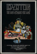 "Movie Posters:Rock and Roll, The Song Remains the Same (Warner Brothers, 1976). Poster (40"" X60""). Rock and Roll...."