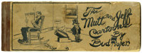 Mutt and Jeff Book 1 (Ball Publications, 1910) Condition: GD