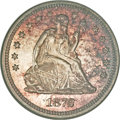Seated Quarters, 1872 25C MS63 NGC....
