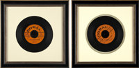 Buddy Holly Signed 45 -- Last Known Item Autographed by Holly, Ritchie Valens, and The Big Bopper, Acquired Just Before...