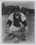 Autographs:Photos, Elston Howard Signed Photograph. ...