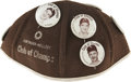 "Baseball Collectibles:Pins, 1952 Hawthorne Mellody ""Club of Champs"" White Sox Players Pin Set With Beanie...."