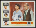 "Movie Posters:Romance, Love In The Afternoon (Allied Artists, 1957). Lobby Card Set of 8 (11"" X 14""). Romance.... (Total: 8 Items)"
