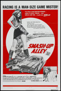 """Movie Posters:Sports, Smash-Up Alley (Country Wide, 1974). One Sheet (27"""" X 41""""). Sports...."""
