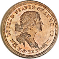 1869 10C Standard Silver Ten Cents, Judd-710, Pollock-789, Low R.7, PR66 Red and Brown NGC....(PCGS# 70935)