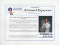 Explorers:Space Exploration, Walt Disney World VIP Family Adventure with Al Worden....