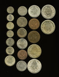 Chile, Chile: Collection of Chile Minors,... (Total: 20 coins)