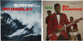 Music Memorabilia:Recordings, Bo Diddley LP Group of 2 (Checker, 1959-64).... (Total: 2 Items)