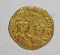 Ancients:Byzantine, Ancients: Theophilus, with Michael II and Constantine....